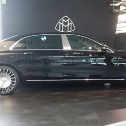 Mercedes S-Class Maybach S560 4matic