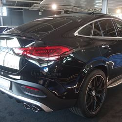 Mercedes-AMG GLE 53 4matic Coupé with 435 + 22 hp