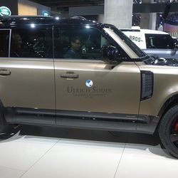 Land Rover Defender MY 2020