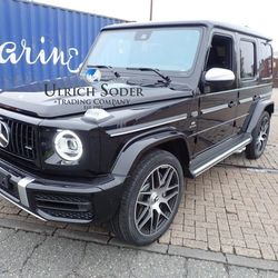 Mercedes G 63 AMG Edition Stronger than time