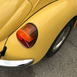 VW Beetle Special Edition Sunny Bug