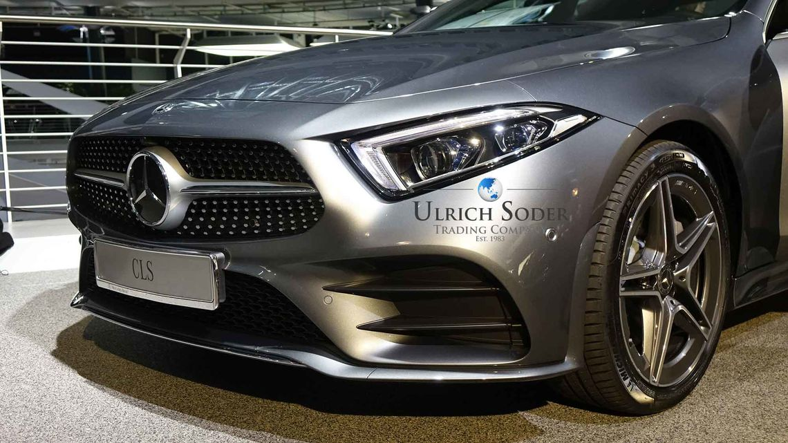 new CLS with AMG line